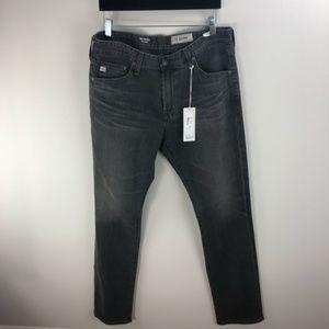 AG The Everett Slim Straight Jeans Size 32